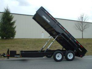 New Bri-Mar DT716LPHD-14 Dump Trailers