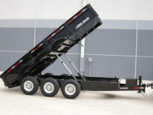 New Bri-Mar DT716LPHD-21Dump Trailers