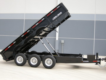 New Bri-Mar DT716LPHD-21Dump Trailers