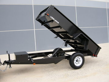 New Bri-Mar DTR508LP-3 Dump Trailers