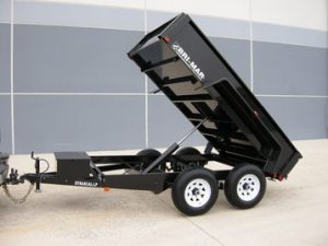 New Bri-Mar DTR510LP-7 Dump Trailers