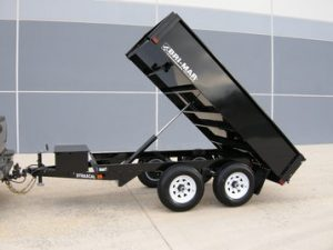 New Bri-Mar DT610-10-DP Dump Trailers