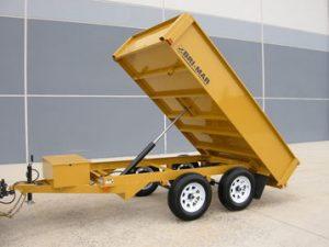 New Bri-Mar DT610-7-DP Dump Trailers