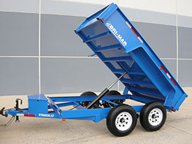 New Bri-Mar DTR610LP-10 Dump Trailers