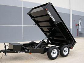 New Bri-Mar DTR610LP-7 Dump Trailers