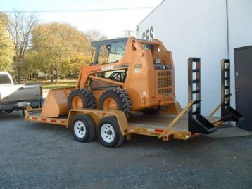 New Bri-Mar EH16-12 Equipment Trailers