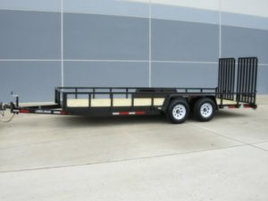 New Bri-Mar EH18-10LE-HDLS Equipment Trailers