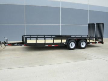 New Bri-Mar EH18-10LE-HDLS Equipment Trailers