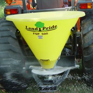 New Land Pride FSP Series Spreaders