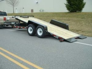 New Bri-Mar HT18-14 Tilt Trailers