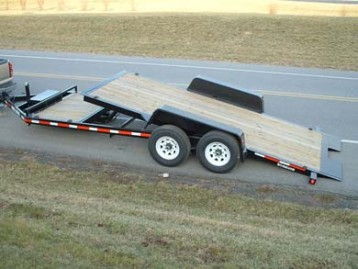 New Bri-Mar HT20D-12 Tilt Trailers