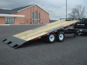 New Bri-Mar HT820-12 Tilt Trailers