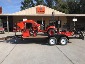 New KUBOTA BX2380 TRACTOR PACKAGE#27