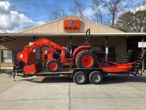 NEW KUBOTA L4060HST PACKAGE #49