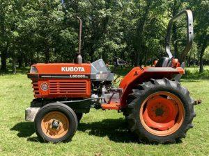 Kubota l3000f a001