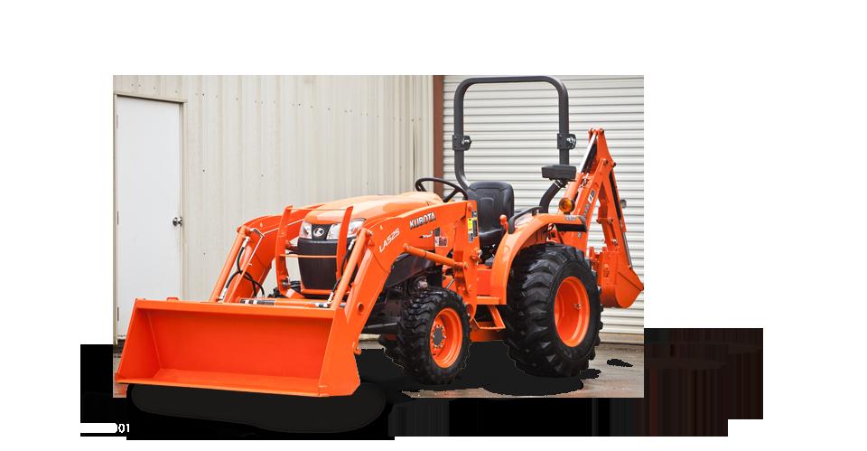 New Kubota L3901DT Tractor