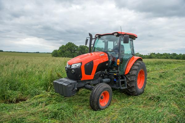 New Kubota M5-091HFC Tractor