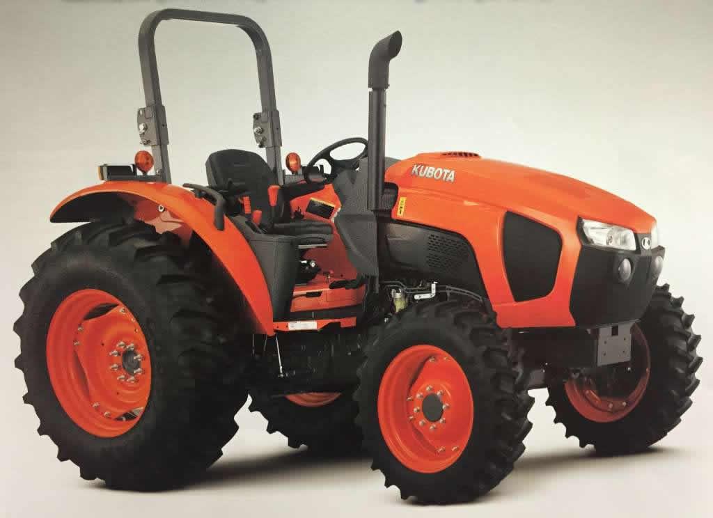 New Kubota M5-111HD12 Tractor