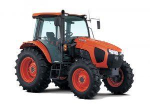 New Kubota M5-111HDC12 Tractor