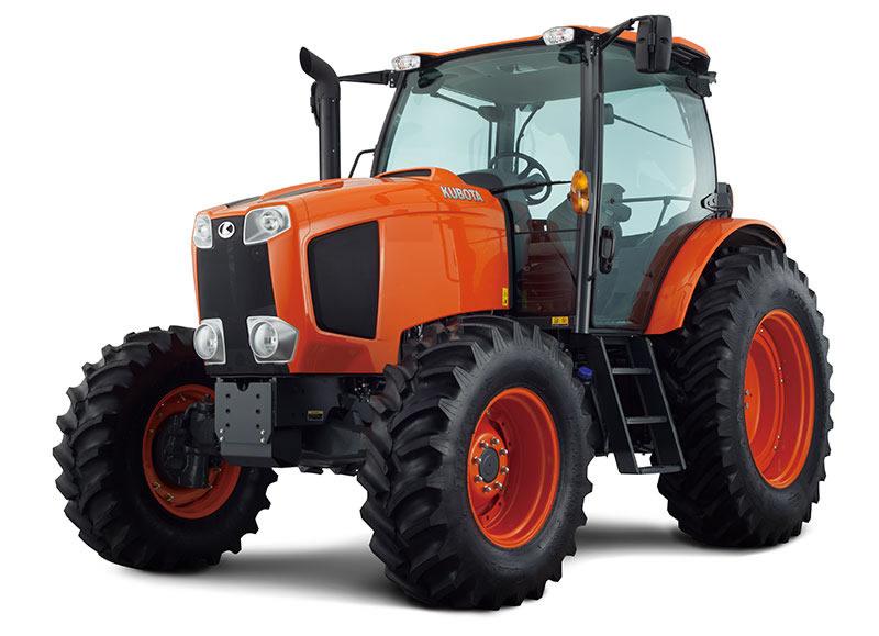 New Kubota M6-101DTC-F Tractor