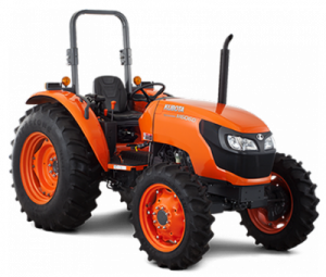 New Kubota M6060HD Tractor