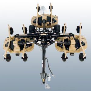 New Land Pride AFM4211 All-Flex Mowers