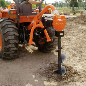 New Land Pride PD35 Series Post Hole Diggers
