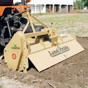New Land Pride RTR05 Series Rotary Tillers