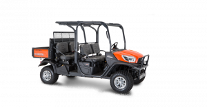 New Kubota RTV-X1140 Orange