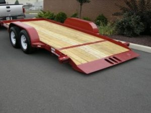 New Bri-Mar T16-14 Tilt Trailers