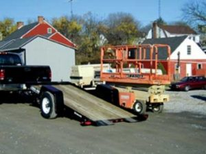 New Bri-Mar T512-6 Equipment Trailers