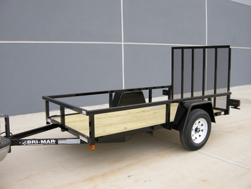 New Bri-Mar UT-510 Landscape Trailers