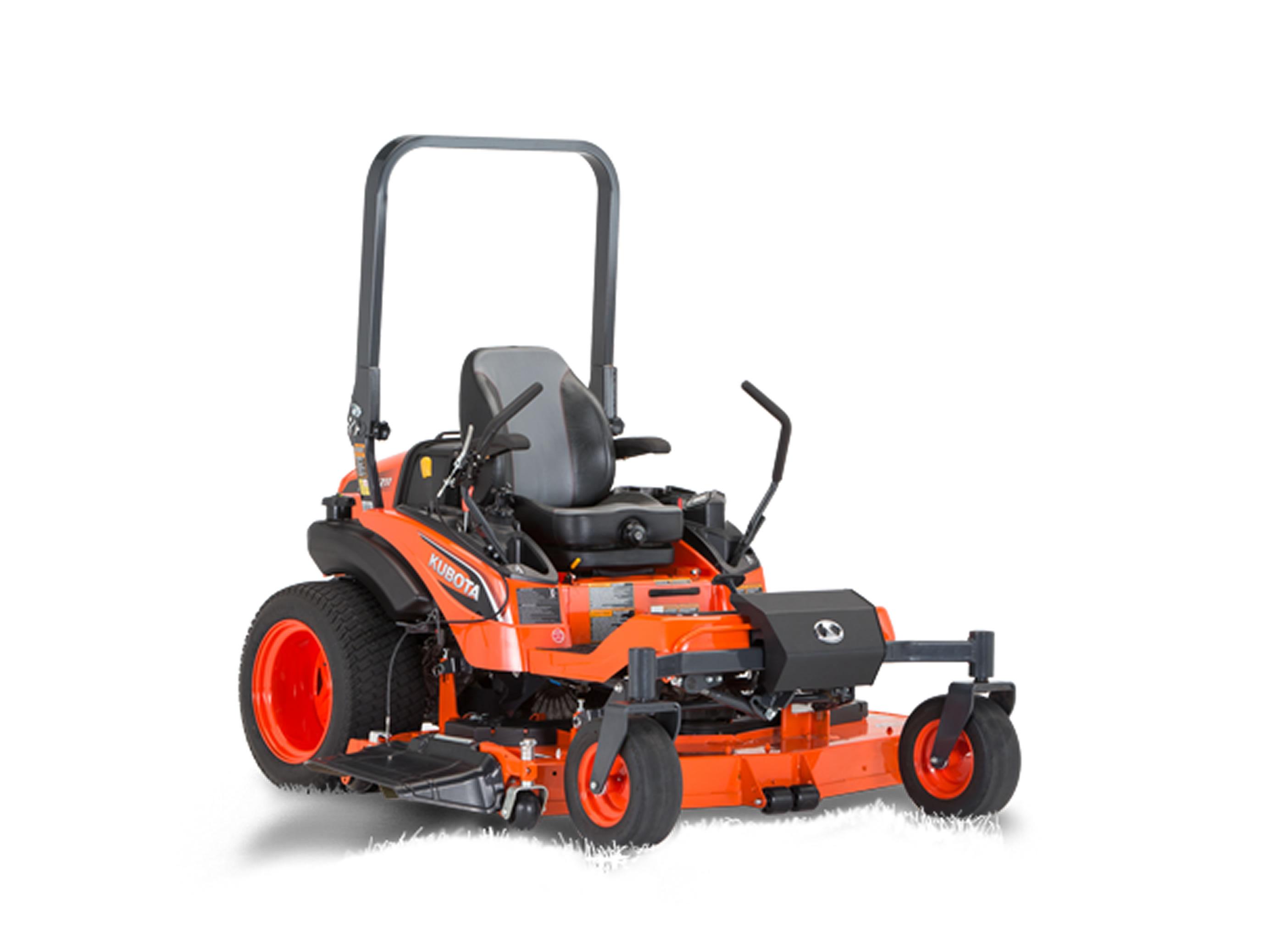 New Kubota ZD1211R-60R Mower