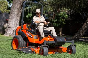 New Kubota ZD1511RLF-72R Mower