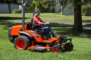 New Kubota ZD1511LF-72 Mower
