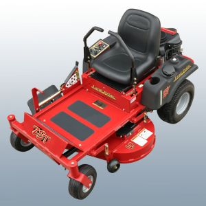 New Land Pride ZST Series Zero Turn Mowers
