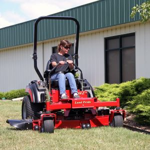 New Land Pride ZT3 Series Zero Turn Mowers