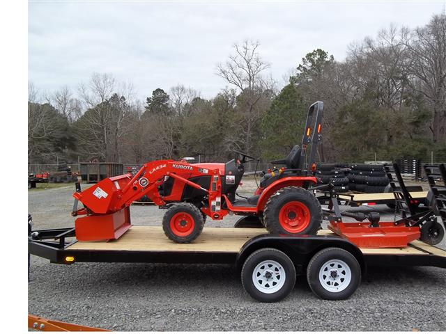 New Kubota B2601HSD - TRACTOR PACKAGE 12
