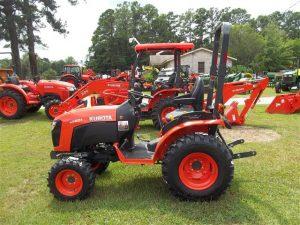 New Kubota B2601HSD Tractor