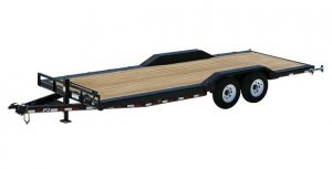 New PJ B6202 20 ft 14K Flatbed 6