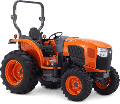 New Kubota L3560DT Tractor