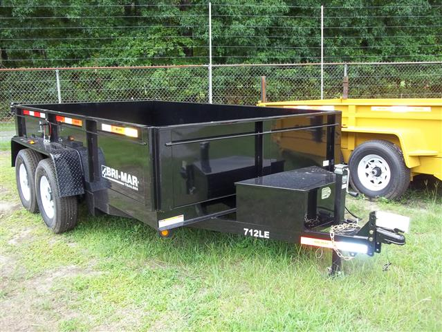 NEW Bri-Mar DT712LP-LE-12-A Trailers