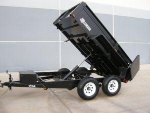 NEW Bri-Mar DTR610LP-LE-7-C Trailers