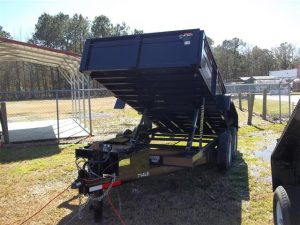 New Bri-Mar DT714LP-LE-14 Dump Trailers Steen Equipment