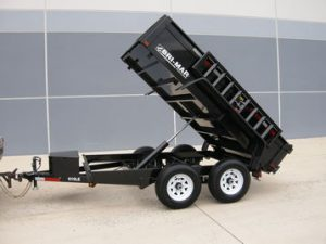 New Bri-Mar DT610LP-LE-7 Dump Trailers