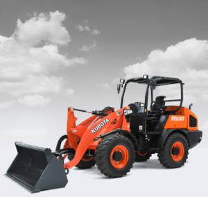 New Kubota R530 Wheel Loader