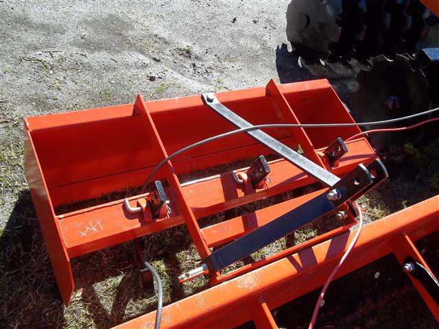 New J Bar 4' EC480 Box Blades Steen Equipment