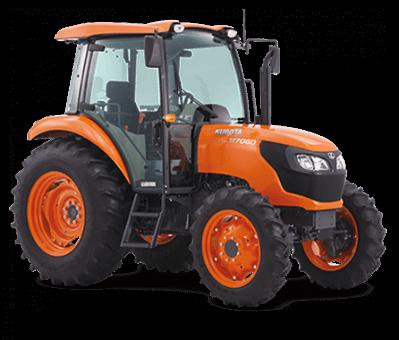 New Kubota M7060HFC Tractor