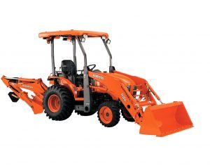 New Kubota B26 TLB