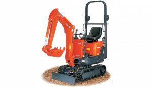 New Kubota K008-3 Excavator